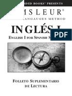 Ingles Nivel 1 Libro