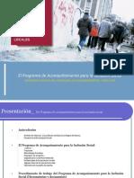 Presentación Programa Seminario Jun 20102