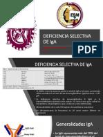 Deficiencia Selectiva Iga (1)