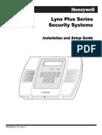 Lynx l3000 Installation