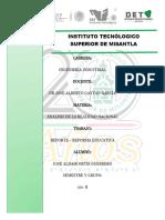 Reporte - La Reforma Educativa