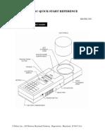 ZX 101CQuickStartManual