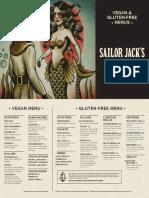 Vegan and Gluten Free Sailor Jack's