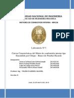 Informe 3 - Banco de Pruebas RICARDO