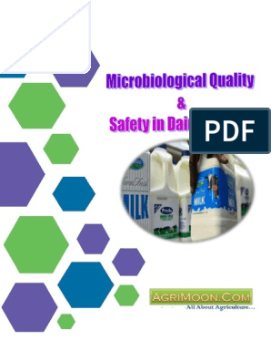 Microbiological Quality and Safety in Dairy Industry Book | Food