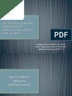 Odontogram, Pemeriksaan Subjektif Objektif.pptx