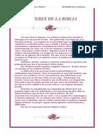01 - Mujeres de La Biblia 1 - Mujeres de La Biblia [Alef Guimel]