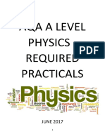 AQA A LEVEL PHYSICS REQUIRED PRACTICALS.docx