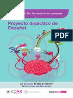 Folleto Informativo ESPAÑOL