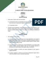 AGT_Articulado Do IVA Angolano (MinutaDraft)
