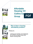 Afforable Housing 101