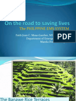 Philippines EMS System