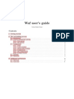2010 - User Guide - Waf