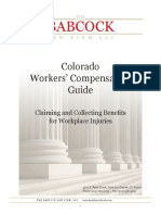 Colorado Workers Compensation Guide