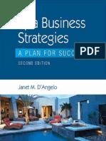 Spa Business Strategies
