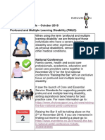 Family Carers Bulletin - PMLD Easy-read (Final)