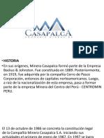 Compañía Minera Casapalca