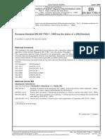 DIN EN ISO 7783-1 1999