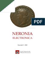 Neronia Electronica Fascicule 5