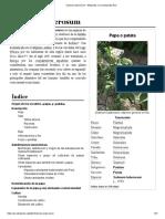 Solanum Tuberosum - Wikipedia, La Enciclopedia Libre