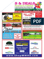 Steals & Deals Southeastern Edition 10-11-18