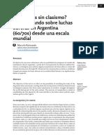 Raimundo - Clasismo.pdf
