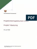 PJ-I-IT-1013_Tidsstyring_PID_v 4.1 [DOK1275792] (1)