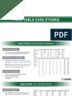 PivotTable Case Studies