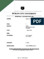Adc Exam 98cs304