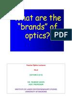 Fourier Optics lectures 1-4.pptx