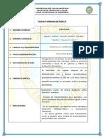 Ficha Farmacologica Adulto 1ahora