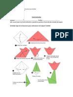 Colegio Dr Origami