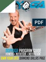 DDP Yoga Program Guide