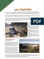 Dams in SA