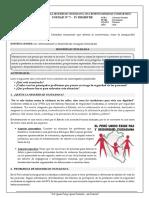 FICHA INFORMATIVA 01 - 1° - SEGURIDAD CIUDADANA