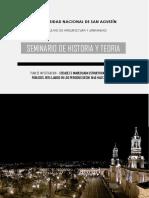 ESPACIOS PUBLICOS AREQUIPA
