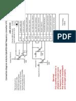VFD Connection Diagram