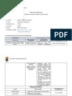 SESION DE APRENDIZAJE 01 -1°-VII UNIDAD