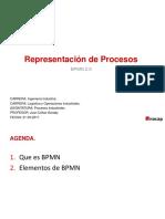 BPMN 2.0 a Representación gráfica de procesos