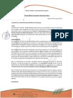 Resolucion de Alcaldia de Aprobacion Del Plan