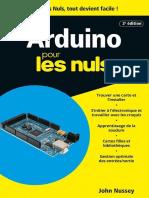 Arduino Pour Les Nuls Poche 2e Dition Poche Pour l (1)