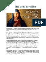Historia de la devoción.docx