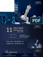 Temario Diplomado API 2018