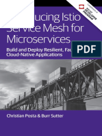 Istio Mesh for Microservices r1