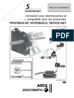 Asco Pneumatique Distrubiteurs Profibus