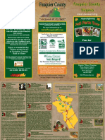 Fauquier County Farm Tour Brochure 2018