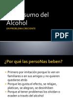 El Alcoholismo Presentacion Power Point