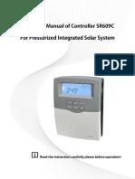 Controller SR609C