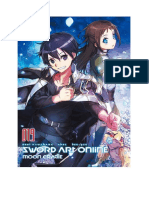 Sword Art Online Volume 19 - Moon Cradle