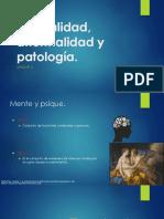 Unidad II Normalidad, anormalidad y patología.pptx